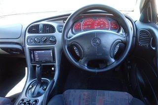 2002 Holden Commodore VX II SS Black 4 Speed Automatic Sedan