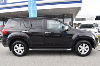 2014 Isuzu MU-X MY14 LS-U Rev-Tronic Black 5 Speed Sports Automatic Wagon