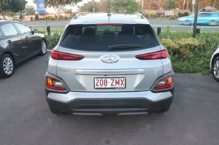 2019 Hyundai Kona OS.3 MY20 Go 2WD Silver 6 Speed Sports Automatic Wagon