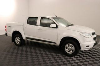2015 Holden Colorado RG MY15 LS Crew Cab White 6 speed Automatic Utility