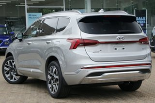 2021 Hyundai Santa Fe Tm.v3 MY21 Highlander DCT Typhoon Silver 8 Speed Sports Automatic Dual Clutch.