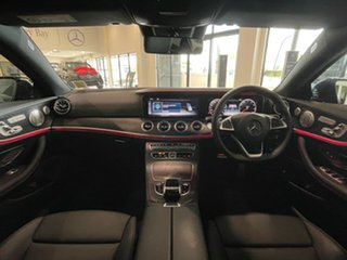 2017 Mercedes-Benz E-Class C238 808+058MY E400 9G-Tronic PLUS 4MATIC Black 9 Speed Sports Automatic