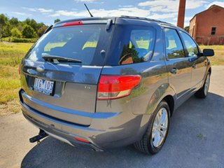 2012 Ford Territory SZ TS Grey Sports Automatic Wagon