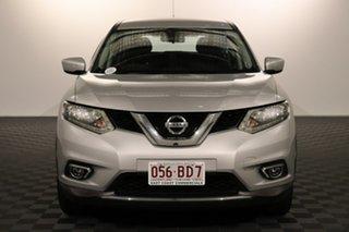 2015 Nissan X-Trail T32 ST X-tronic 2WD Silver 7 speed Automatic Wagon.