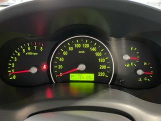 2007 Kia Grand Carnival VQ Premium Blue 5 Speed Sports Automatic Wagon