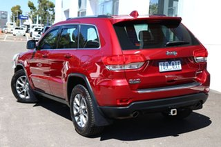 2014 Jeep Grand Cherokee Laredo Red 8 Speed Automatic Wagon.