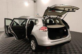 2015 Nissan X-Trail T32 ST X-tronic 2WD Silver 7 speed Automatic Wagon