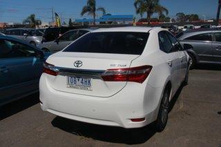 2014 Toyota Corolla ZRE172R SX S-CVT White 7 Speed Constant Variable Sedan