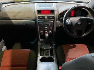 2007 Holden Commodore VE SV6 Black 5 Speed Sports Automatic Sedan