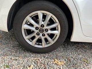 2016 Mazda 3 BM5478 Touring SKYACTIV-Drive White 6 Speed Sports Automatic Hatchback