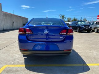 2016 Holden Commodore VF II MY16 Evoke Blue 6 Speed Sports Automatic Sedan