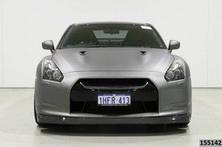 2009 Nissan GT-R R35 Premium Grey 6 Speed Auto Dual Clutch Coupe.