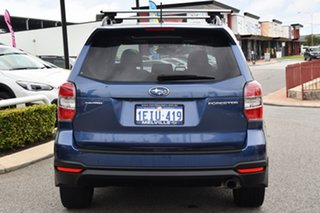 2013 Subaru Forester S4 MY13 2.5i-S Lineartronic AWD Marine Blue 6 Speed Constant Variable Wagon