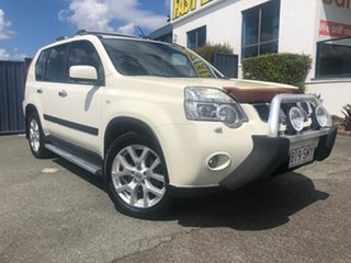 2012 Nissan X-Trail T31 Series IV TL White 6 Speed Sports Automatic Wagon.