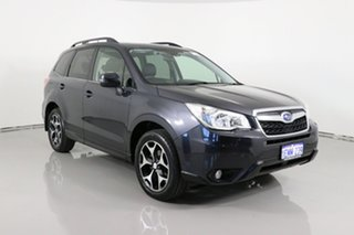 2014 Subaru Forester MY14 2.5I-S Grey Continuous Variable Wagon.