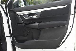 2020 Honda CR-V RW MY21 Vi FWD Platinum White 1 Speed Constant Variable Wagon