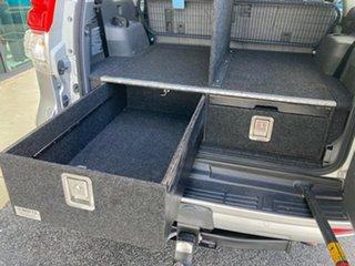 2012 Toyota Landcruiser Prado KDJ150R GXL Silver Pearl 6 Speed Manual Wagon