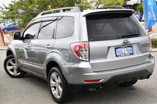 2009 Subaru Forester S3 MY09 XT AWD Steel Silver 4 Speed Sports Automatic Wagon.