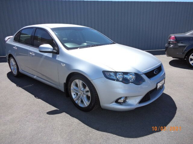 Used Ford Falcon FG MK2 XR6 Wagga Wagga, 2011 Ford Falcon FG MK2 XR6 Silver Metallic 6 Speed Auto Seq Sportshift Sedan