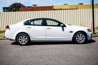 2008 Holden Commodore VE MY09 Omega White 4 Speed Automatic Sedan.