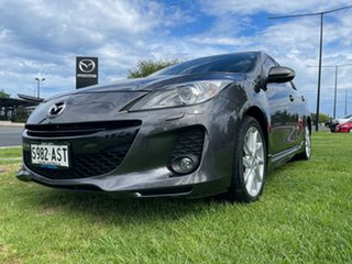 2011 Mazda 3 BL10L2 SP25 Activematic Graphite 5 Speed Sports Automatic Hatchback.