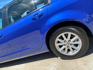 2016 Holden Commodore VF II MY16 Evoke Blue 6 Speed Sports Automatic Sedan