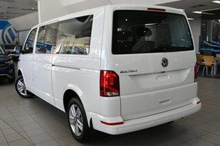 2021 Volkswagen Multivan T6.1 MY21 TDI340 LWB DSG Comfortline Premium White 7 Speed.