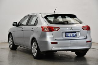 2013 Mitsubishi Lancer CJ MY13 ES Sportback Cool Silver 6 Speed Constant Variable Hatchback