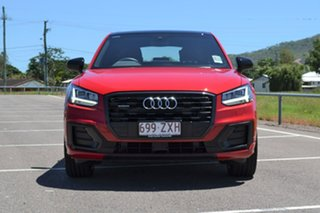 2020 Audi Q2 GA MY20 40 TFSI S Tronic Quattro Edition #2 Red 7 Speed Sports Automatic Dual Clutch
