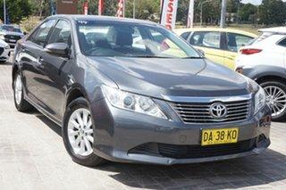 2013 Toyota Aurion GSV50R AT-X Grey 6 Speed Sports Automatic Sedan.