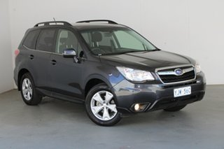 2013 Subaru Forester S4 MY13 2.0i-L AWD Dark Grey 6 Speed Manual Wagon.