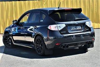 2010 Subaru Impreza G3 MY11 WRX AWD Grey 5 Speed Manual Hatchback