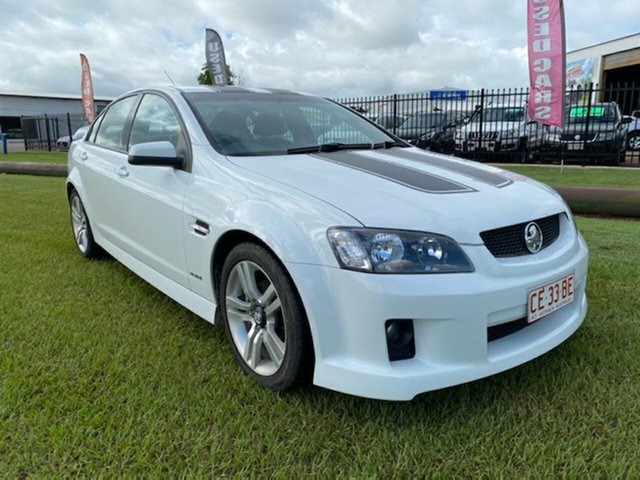 Used Holden Commodore VE II SV6 Berrimah, 2010 Holden Commodore VE II SV6 White 6 Speed Sports Automatic Sedan