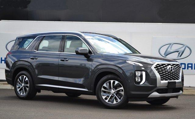 New Hyundai Palisade LX2.V1 MY21 (8 Seat) Warwick, 2020 Hyundai Palisade LX2.V1 MY21 (8 Seat) Rain Forest 8 Speed Automatic Wagon