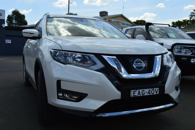 Pre-Owned Nissan X-Trail T32 Series 2 ST-L (2WD) Wellington, 2018 Nissan X-Trail T32 Series 2 ST-L (2WD) Continuous Variable Wagon