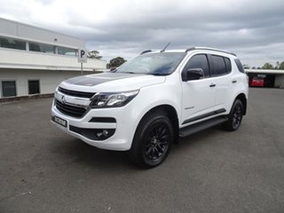 2018 Holden Trailblazer RG MY19 Z71 Summit White 6 Speed Automatic Wagon.