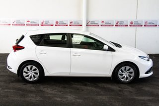 2017 Toyota Corolla ZRE182R MY17 Ascent Glacier White 7 Speed CVT Auto Sequential Hatchback