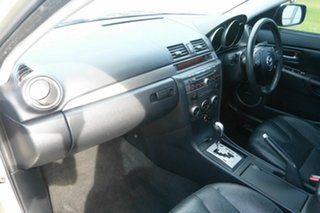 2007 Mazda 3 BK1032 SP23 Gold 5 Speed Sports Automatic Sedan