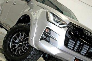 2020 Isuzu D-MAX RG MY21 LS-M (4x4) Silver 6 Speed Auto Seq Sportshift Crew Cab Utility.