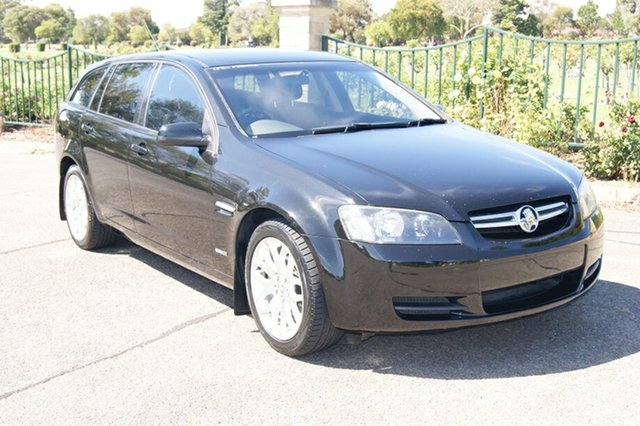 Used Holden Commodore VE MY10 International Blair Athol, 2010 Holden Commodore VE MY10 International Black 6 Speed Automatic Sportswagon