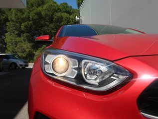2018 Kia Cerato BD MY19 Sport+ Red 6 Speed Sports Automatic Sedan.