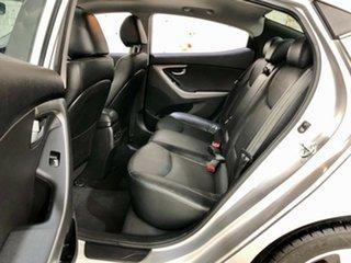 2014 Hyundai Elantra MD3 Premium Silver 6 Speed Sports Automatic Sedan