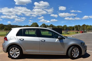 2017 Volkswagen Golf 7.5 MY17 110TSI Trendline Silver 6 Speed Manual Hatchback.