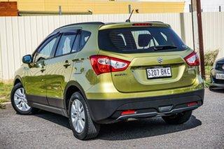 2015 Suzuki S-Cross JY GLX Green Constant Variable SUV.