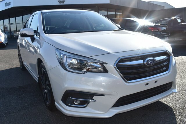 Used Subaru Liberty B6 MY19 2.5i CVT AWD Wantirna South, 2019 Subaru Liberty B6 MY19 2.5i CVT AWD White 6 Speed Constant Variable Sedan