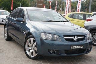 2009 Holden Commodore VE MY09.5 International Blue 4 Speed Automatic Sedan.