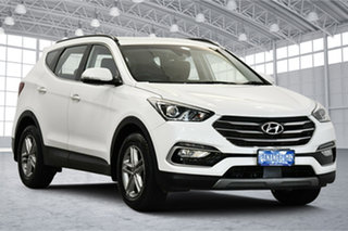 2018 Hyundai Santa Fe DM5 MY18 Active White Crystal 6 Speed Sports Automatic Wagon