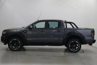 2017 Ford Ranger PX MkII XLT Double Cab Magnetic 6 Speed Manual Utility.
