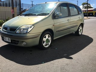 2003 Renault Scenic J64 MY03 Dynamique Green 4 Speed Automatic Hatchback