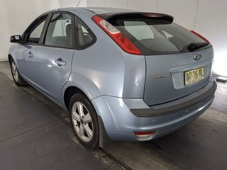 2007 Ford Focus LT LX Blue 4 Speed Sports Automatic Hatchback